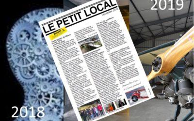 Le Petit Local – Décembre 2018