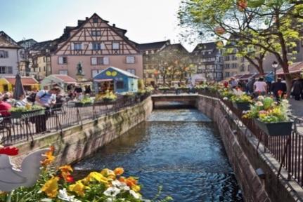 Rappel sortie Alsace Colmar