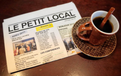 Le Petit Local d'Avril 2019