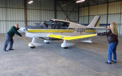 Les Flashs de l'ACR – Déplacements des Avions au Sol