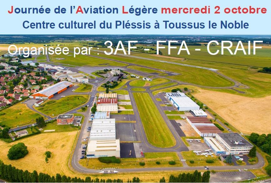 Journée d'Étude – Aviation Légère & Environnement (E2)