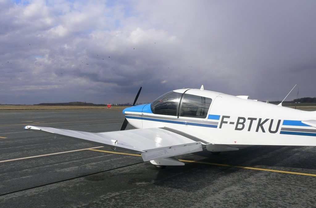 S.O.S. lavage avion