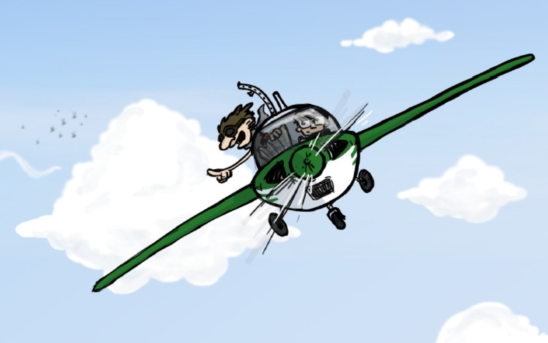 Rallye aérien @chavenay!