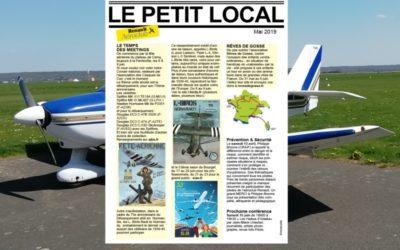 Le Petit Local – Mai 2019