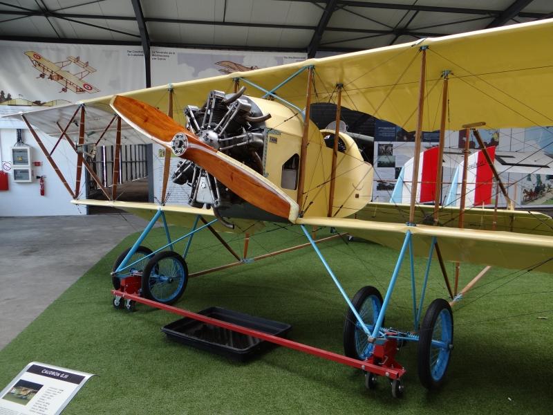 Les Conférences de l'ACR – Histoire de l'aéroclub Gaston Caudron