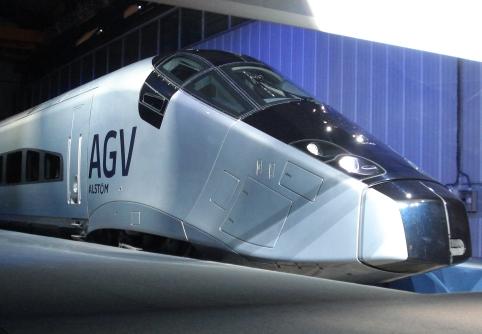 Les Flashs de l'ACR – L'Aérodynamique des TGV