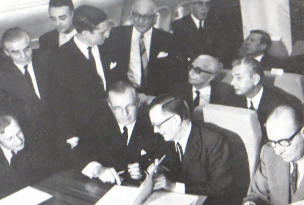 Les Flashs de l'ACR – Cinquantenaire de l'Accord AIRBUS